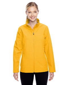 Sport Ath Gold Ladies' Leader Soft Shell Jacket