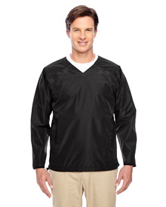 Black Men's Dominator Waterproof Windshirt