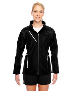 Black Ladies' Dominator Waterproof Jacket