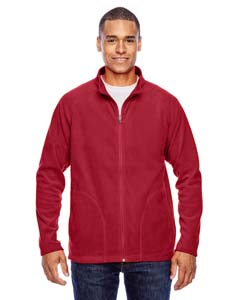Sp Scarlet Red Men's Campus Microfleece Jacket