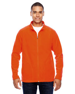 Sport Orange Men's Campus Microfleece Jacket