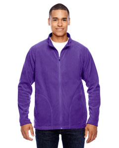 Sport Purple Men's Campus Microfleece Jacket