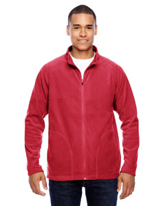 Sport Red Men's Campus Microfleece Jacket
