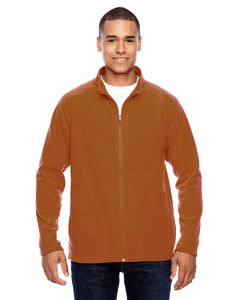 Sport Bnrt Ornge Men's Campus Microfleece Jacket