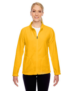 Sport Ath Gold Ladies' Campus Microfleece Jacket