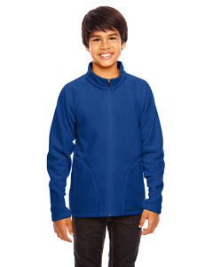 Sport Royal Youth Campus Microfleece Jacket