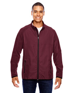 Sport Maroon Men's Pride Microfleece Jacket