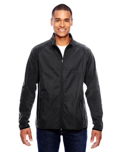 Black Men's Pride Microfleece Jacket