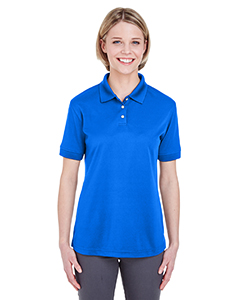 Royal Ladies' Platinum Performance Pique Polo with TempControl Technology