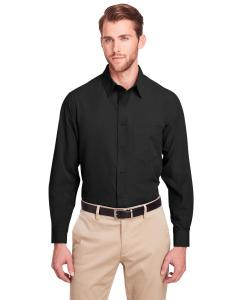 Black Men's Bradley Performance Woven Shirt