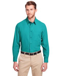 Jade Men's Bradley Performance Woven Shirt