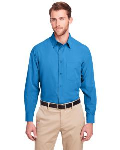 Pacific Blue Men's Bradley Performance Woven Shirt