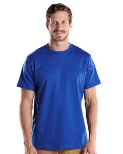 Royal Blue Men's Made in USA Short Sleeve Crew T-Shirt