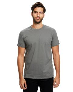 Asphalt Men's Made in USA Short Sleeve Crew T-Shirt