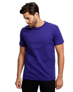 Laker Purple Men's Made in USA Short Sleeve Crew T-Shirt