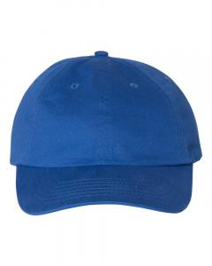 Royal Brushed Twill Cap
