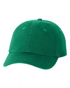 Kelly Small Fit Bio-Washed Dad's Cap