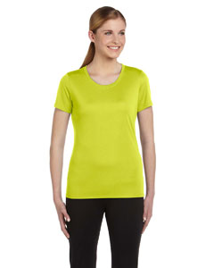 Sprt Safty Yllow Women's Sports T-Shirt