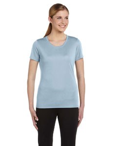 Sport Light Blue Women's Sports T-Shirt