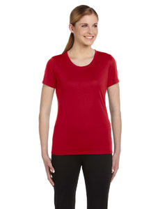 Sport Red Women's Sports T-Shirt
