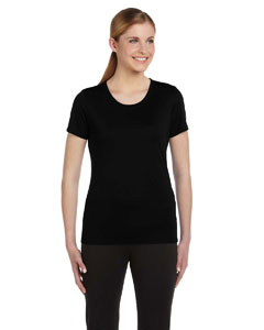Black Women's Sports T-Shirt