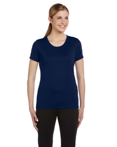 Navy Women's Sports T-Shirt