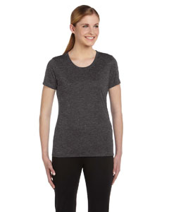 Dk Grey Heather Women's Sports T-Shirt