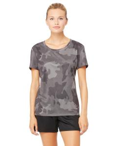 Sp Gpht Lzr Camo Women's Sports T-Shirt