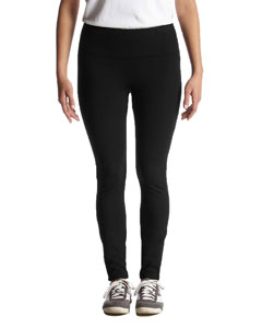 Black Women's Full Length Legging